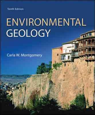 Environmental Geology By Montgomery, Carla