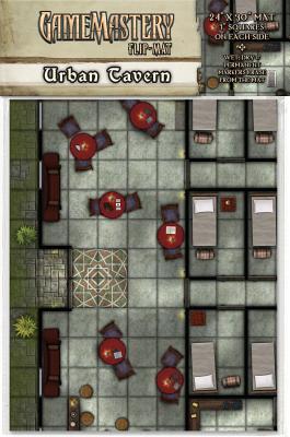 Gamemastery Flip-Mat By Paizo Publishing (COR)